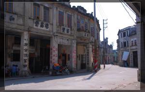 【开平图片】开平赤坎~光影中老去的古镇繁华