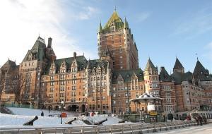 【魁北克图片】魁北克城,比欧洲还要欧洲  09春节之旅