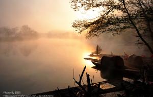 【江西图片】仙境传说--偶尔存在2个小时那不真实的婺源