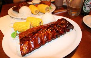 塞班岛美食-Tony Roma's Restaurant
