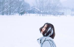 【北海道图片】#蜂首纪念#【大白猫在路上】我想带你去北海道看雪