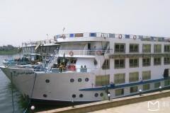 埃及土耳其十天探险之旅...乘船畅游尼罗河实拍