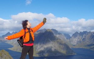 【奥斯陆图片】在路上,艳遇绝美的风景和有趣的人——栗子姐儿俩29天北欧7国自由行纪行(含冰岛里加、罗弗敦群岛)