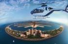 迪拜直升机观光 (亚特起飞+国际安全证书+极速预定)