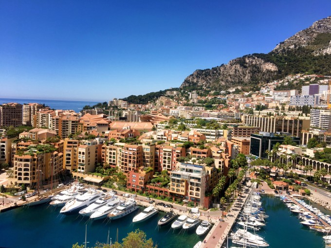 地中海建筑风景1080p