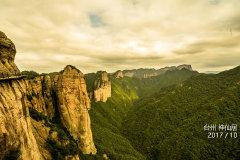 浙江台州-公盂岩+括苍山+神仙居