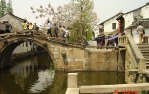 【周庄图片】2005江苏行:逛周庄古镇,拜灵山大佛
