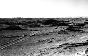 """【若羌图片】罗布泊 这个地方被称之为""""死亡地带"""", 也叫地球之耳,没有水,没有生物,植物……,另一个世界。"""