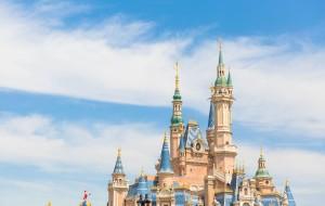 【上海迪士尼图片】少女心爆棚的梦幻迪士尼之行,一起来点亮心中的奇梦吧!