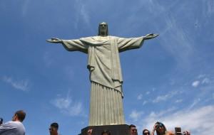 【巴西图片】南美行·巴西——里约热内卢·耶稣山·科帕卡巴纳海滩(世界文化与自然遗产 2012年)