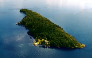 【温哥华图片】Gooch-Island---全世界99.99%的人都没去过,因为有毒,没有解药