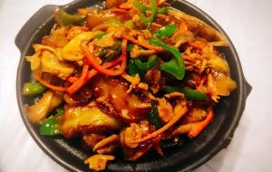 束河美食-粗茶淡饭