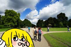 一起来英国过夏天  系列4 伦敦一日游(海德公园,肯辛顿宫,白金汉宫和诺丁山最酷的酒吧擦肩而过)
