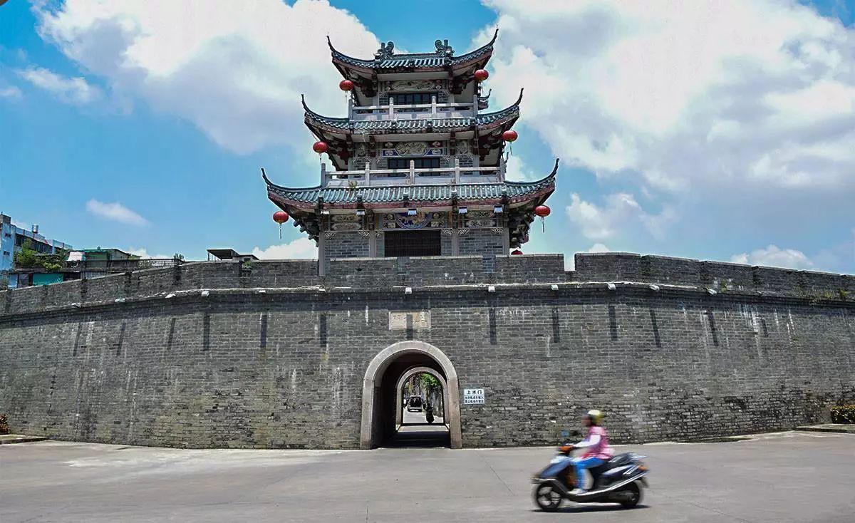 全国十大城墙,西安仅排第二