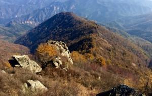 【河北图片】沉浸大自然  猎艳雾灵山