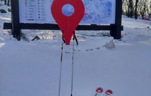 【松花湖图片】万科松花湖滑雪场A索之二