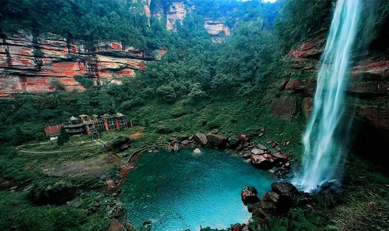 重庆四面山风景区门票(中国森林氧吧)