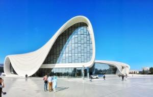 【巴库图片】【旅行的故事】阿塞拜疆航空之巴库转机一日游