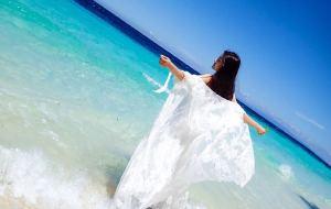 【马达京岛图片】坠入一片果冻海---仙本那、马达京、沙巴7日游