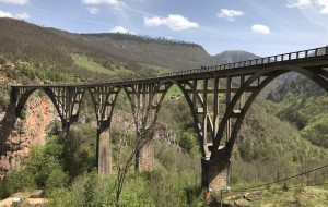 【黑山图片】你看过前南斯拉夫《桥》的电影吗?