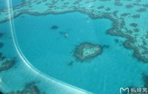 【圣灵群岛图片】相遇南半球 去看上帝制作的心形礁 —— 记澳洲大堡礁之旅