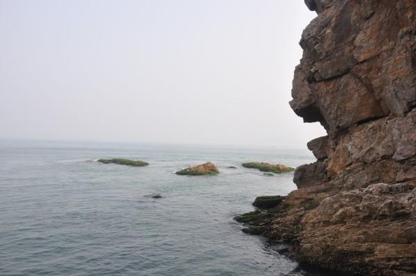 荣成 游记       刘公岛位于山东半岛最东端的威海湾内,人文景观丰富