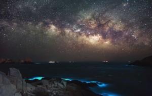 【象山图片】遇见渔山岛(流星,银河,蓝眼泪)