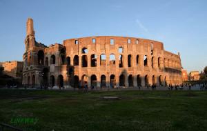 【比萨图片】劳动节的脚步,五一(罗马、比萨、佛罗伦萨、威尼斯)一日游