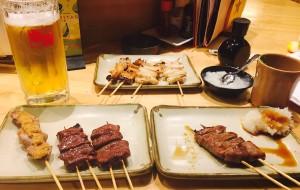 札幌美食-串鳥札幌駅前店