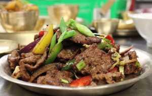 约克美食-Yak and Yeti Gurkha Restaurant