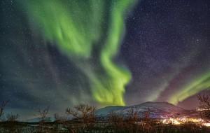 【斯德哥尔摩图片】极地北极光行记-北欧5国探寻之旅-干货&行程