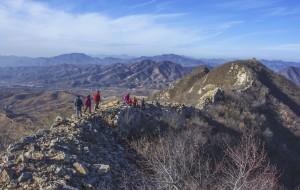 【迁西图片】穿越擦崖子到头道岭长城