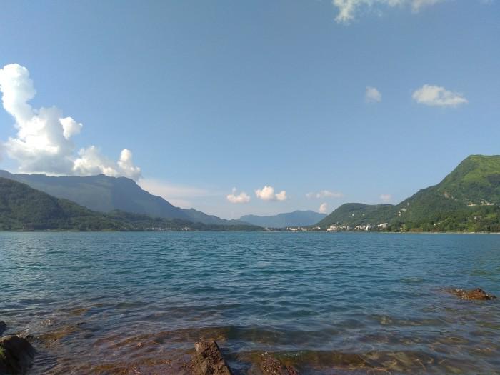 下周末有没有想去雷波马湖的 被誉为小泸沽湖的地方 在雷波县 生态