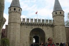 土耳其埃及十八天探险之旅...伊斯坦布尔托普卡匹老皇宫实拍