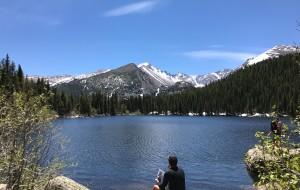 【科罗拉多州图片】淘金的路上也有美景-六月独闯丹佛+落基山国家公园+众神花园
