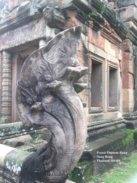 2016年8月泰国帕侬蓝寺,玛穴寺和披迈寺(最新交通,住宿)