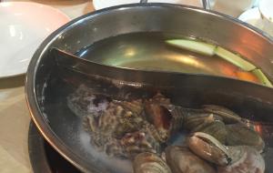 丹东美食-长白山韩式自助料理