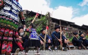 【郎德图片】一梦贵州,西江雨,镇远晴