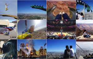 【圣迭戈图片】一言不合就上天 - 以冒险模式打开美西