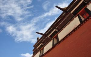【甘南图片】甘南问禅(三)僧侣宫殿