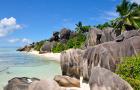 塞舌尔普拉兰岛+拉迪格岛双岛一日游(马埃岛出发)