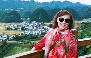 【贵州图片】重庆贵州之行~第五站,走进兴义~游览马岭河大峡谷~最具典型性的喀斯特峰林~万峰林