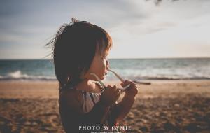 【甲米图片】OneOne没想到 | 扶老携幼在甲米,我可能赶上了一个假的雨季。1岁半宝宝首次出境游。