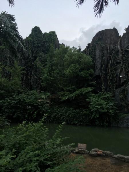 2016暑假常州恐龙园南山竹海