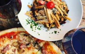 罗马美食-Grazia & Graziella