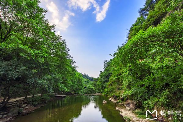 金华 游记   初识神丽峡,这是个空气好,风景美的好地方!