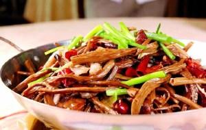 武夷山美食-九龙湾餐厅(御膳坊)