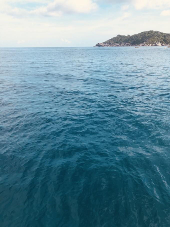 你好,再见,斯米兰群岛,所有的遗憾等我有天再来.船宿