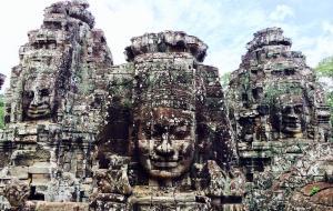 吴哥窟娱乐-Angkor Tourist Guide