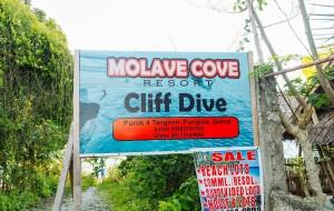 薄荷岛娱乐-莫拉菲湾度假村悬崖潜水
